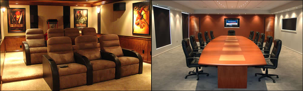Home Theater / Conference Room